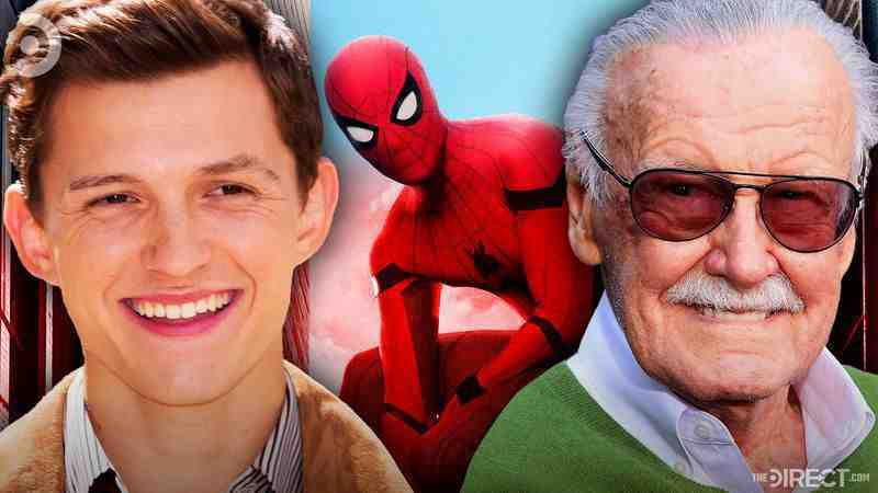 Tom Holland, Spider-Man, Stan Lee