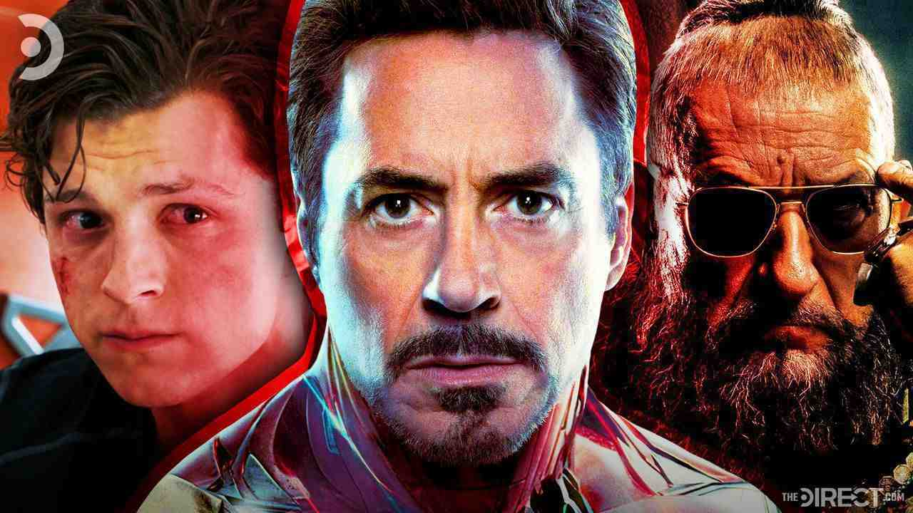 Peter Parker, Tony Stark, Mandarin