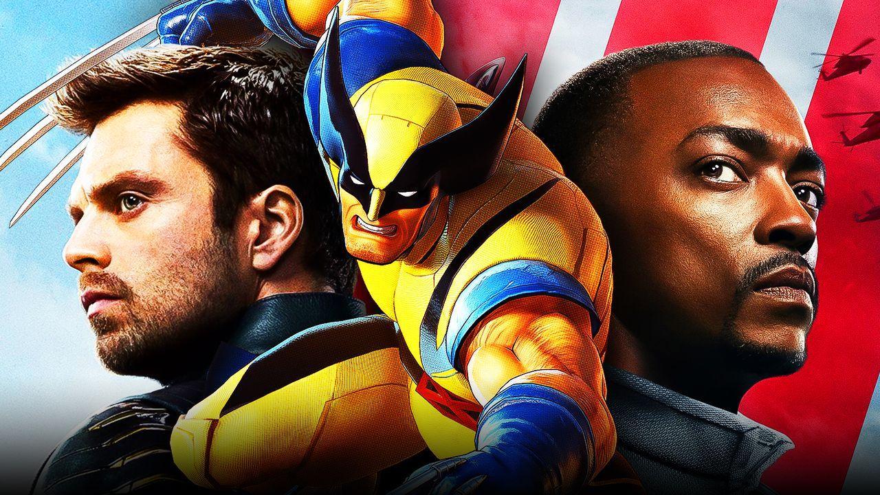 Falcon Winter Soldier Wolverine