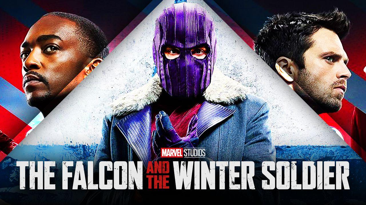 Zemo, Falcon and Winter Soldier