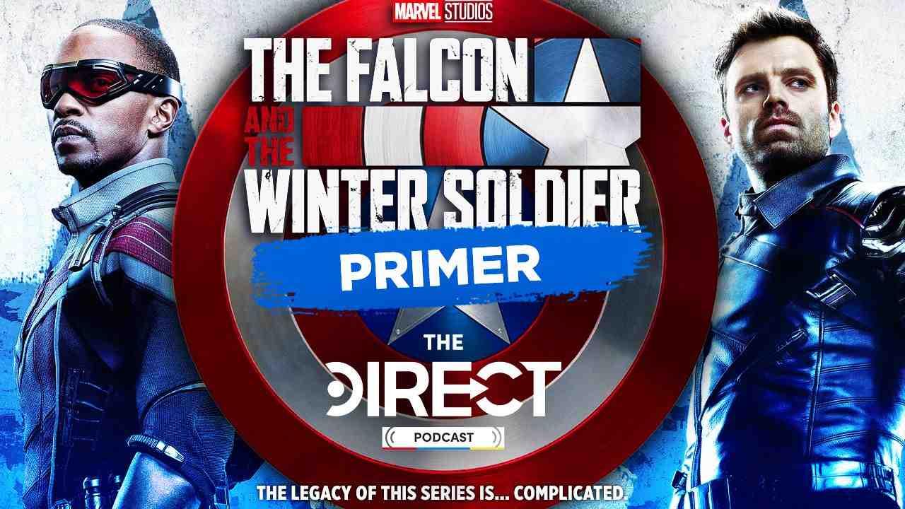 The Falcon and the Winter Soldier, Bucky Barnes, Sam Wilson, Marvel, MCU