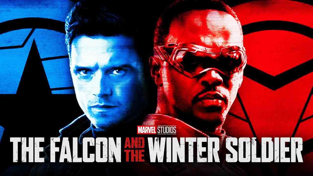 The Falcon and the Winter Solider, Bucky Barnes, Sam Wilson
