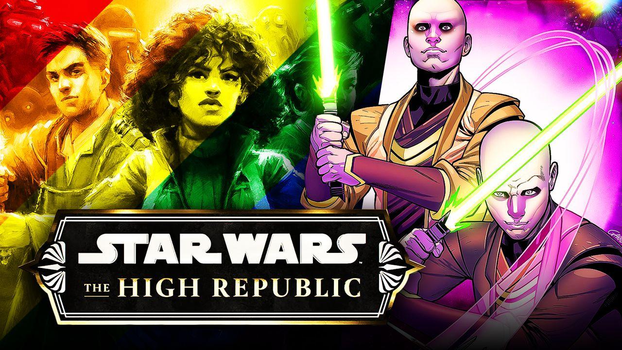 Star Wars Transgender Jedi