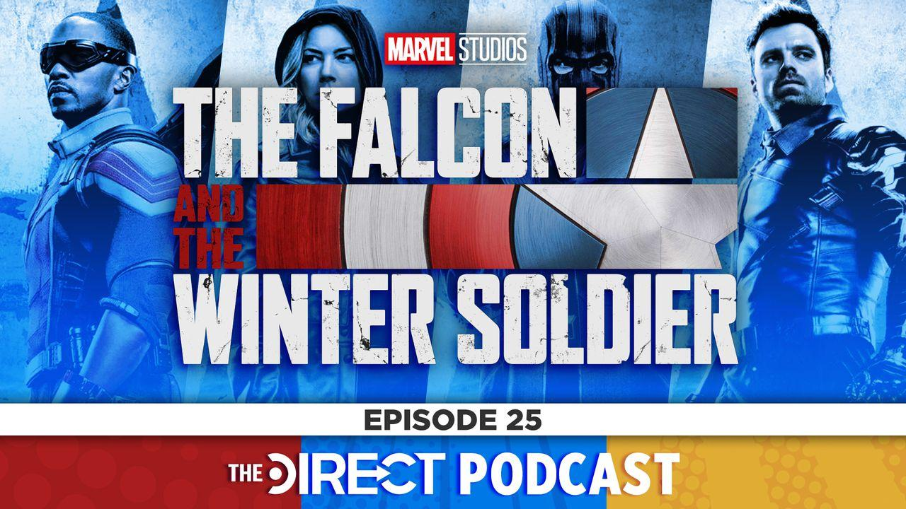 The Falcon and the Winter Soldier, Sam Wilson, Sharon Carter, Bucky, Zemo