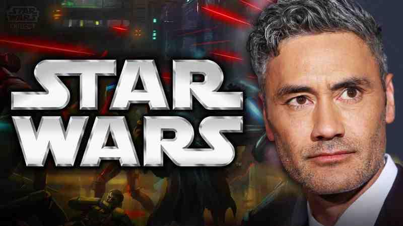 Taika Waititi In Talks To Develop A Star Wars Movie