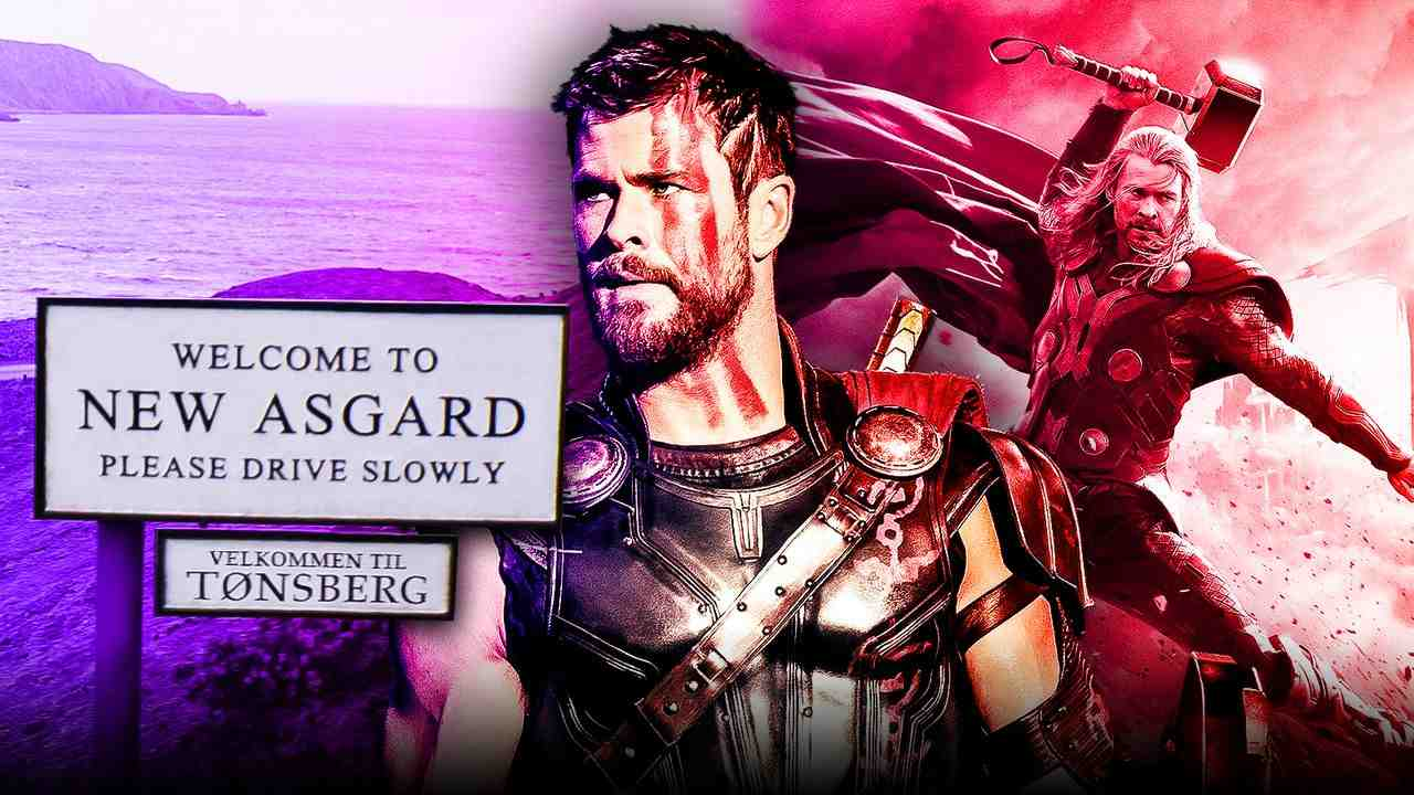 Thor, New Asgard, Thor: Ragnarok