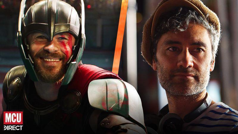 Taika Waititi Discusses Coronavirus impact on Thor: Love and Thunder pre-production