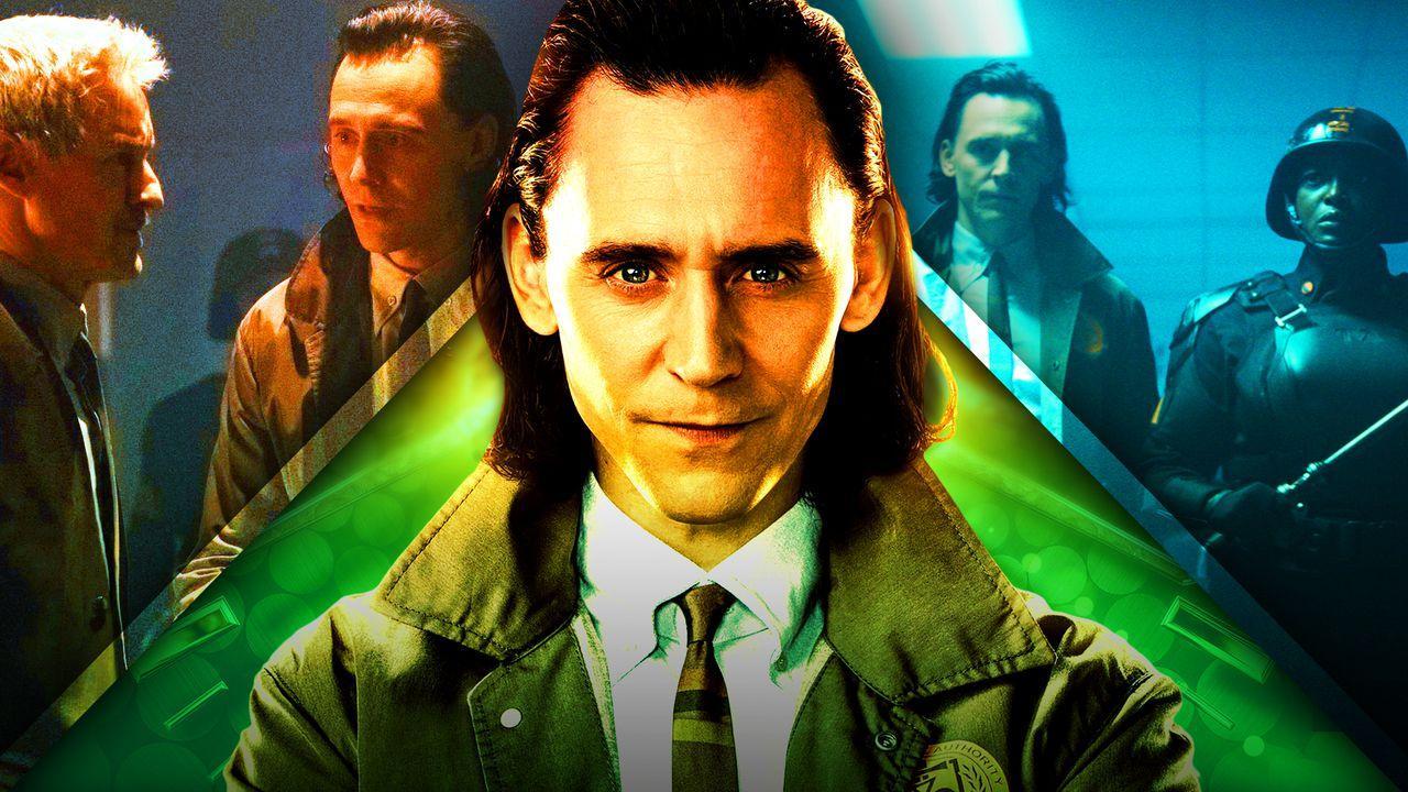 Loki, Mobius, Tom Hiddleston, Owen Wilson