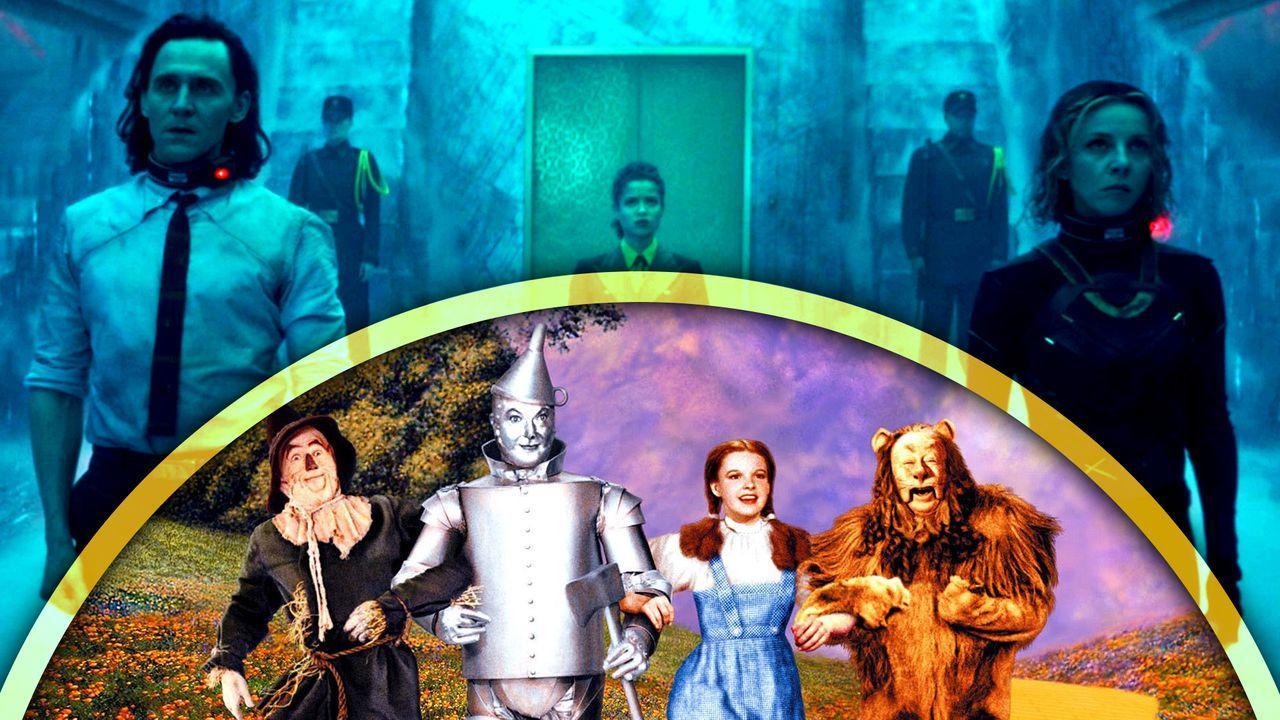 Loki Wizard of Oz