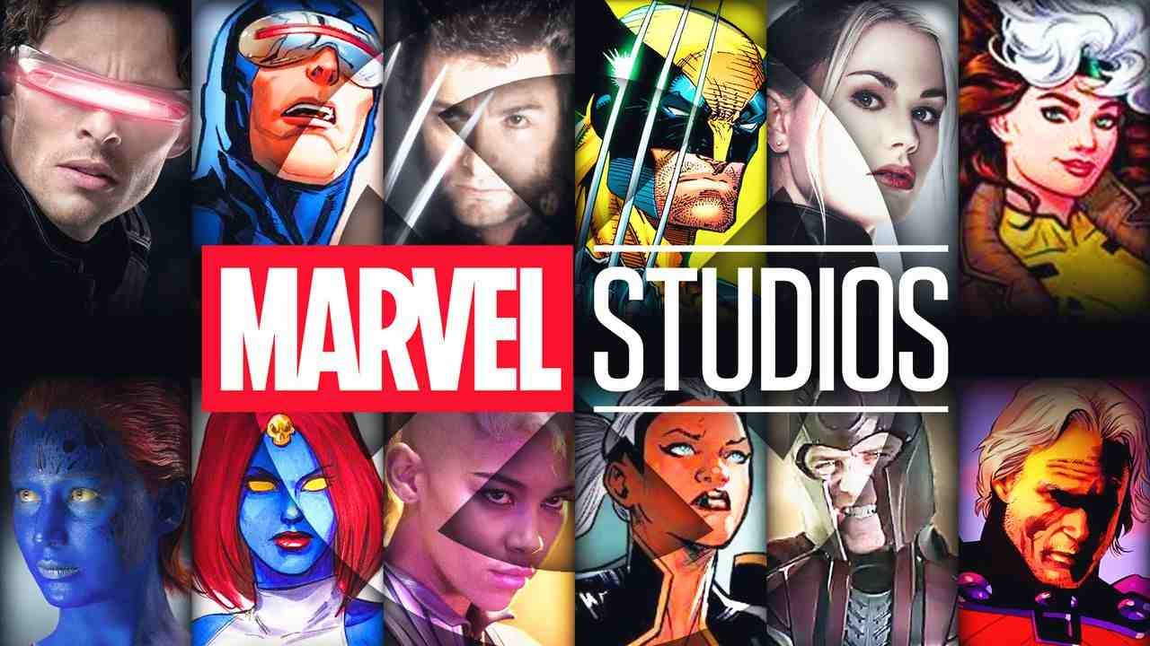 X-Men Marvel MCU Characters Roster Background