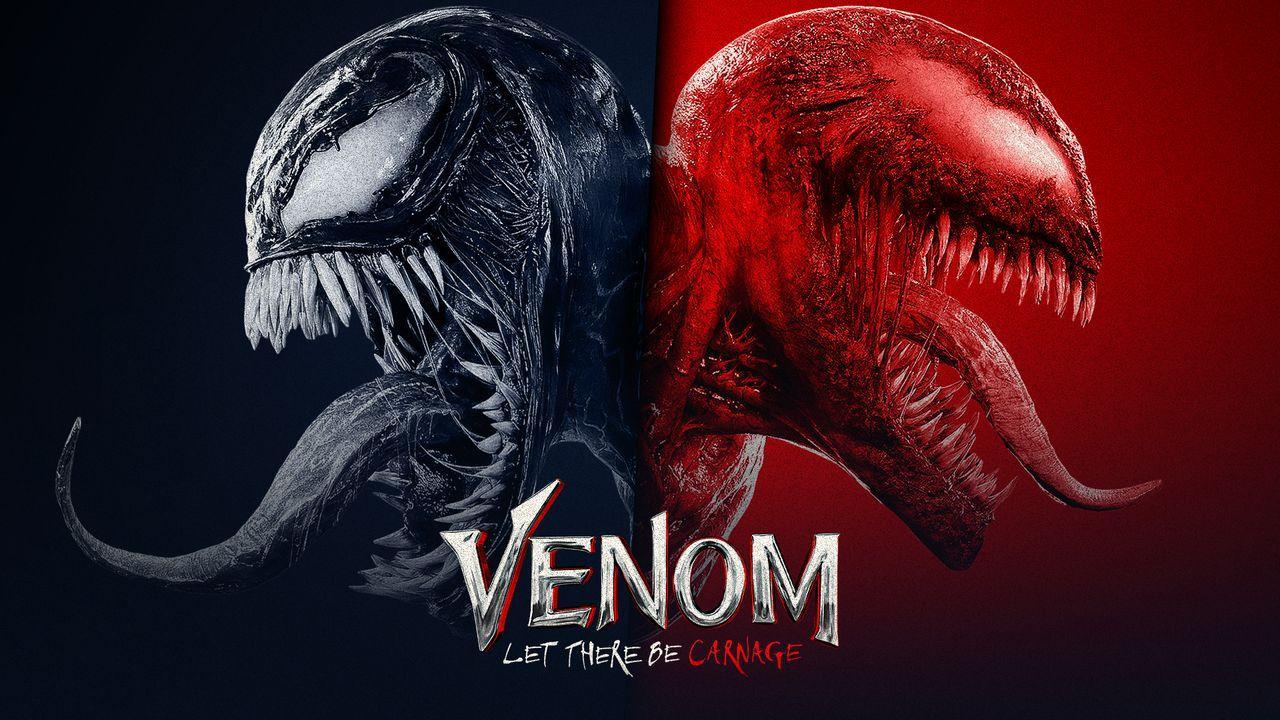 Venom, Carnage, Tom Hardy, Woody Harrelson, Eddie Brock, Cletus Kasady