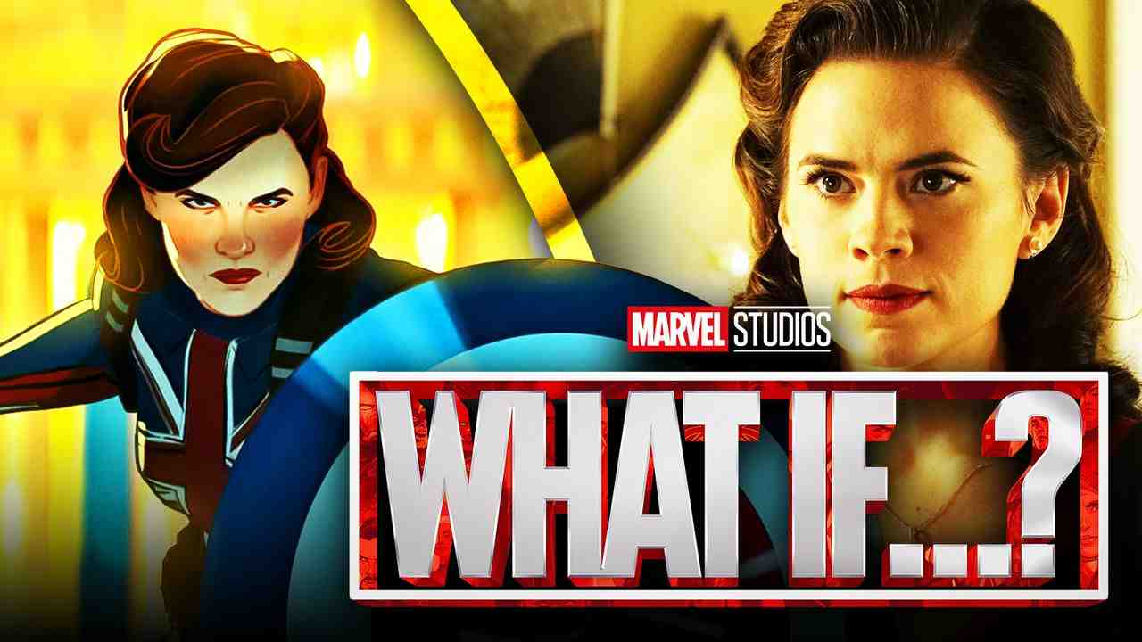 Hayley Atwell Agent Carter What If