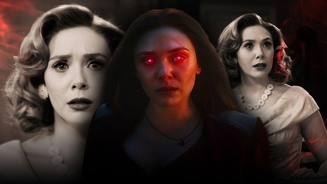 Wanda, Scarlet Witch