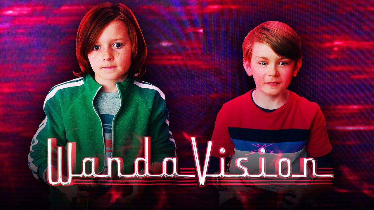 WandaVision Billy Tommy Twins