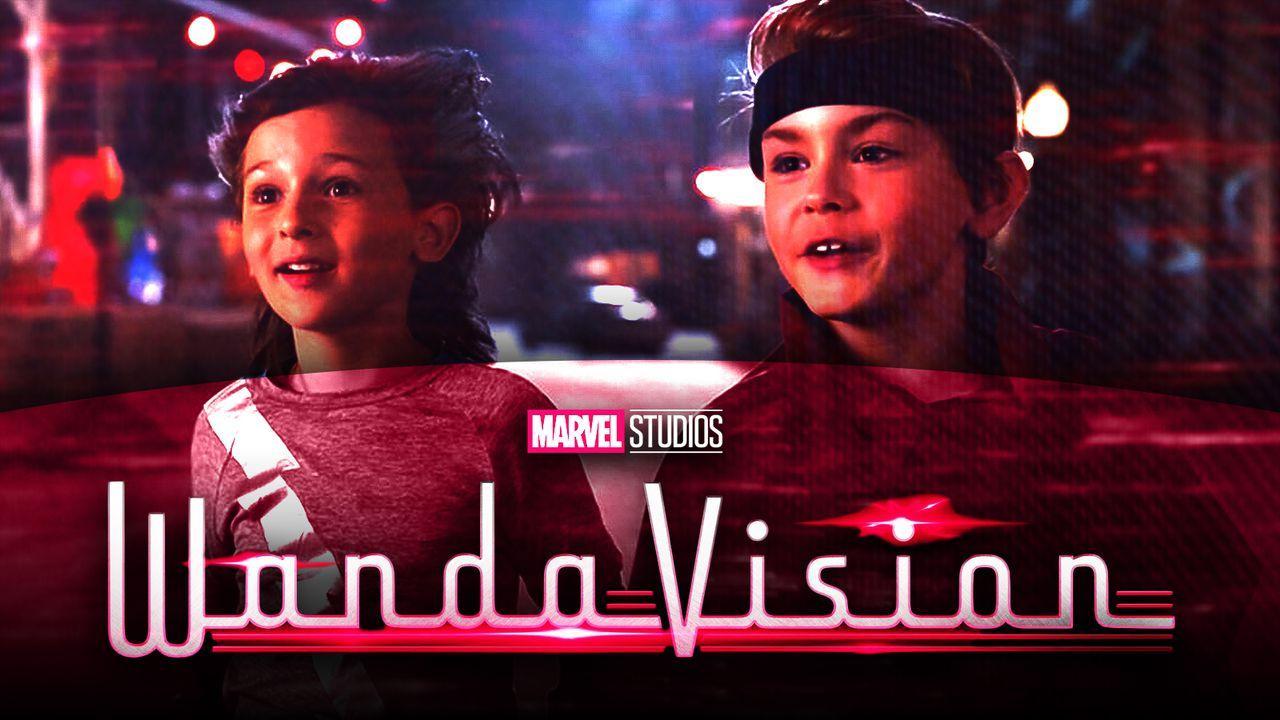 WandaVision Twins Billy Tommy