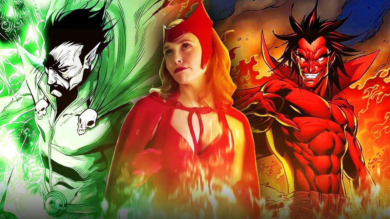 Wanda Nightmare Mephisto