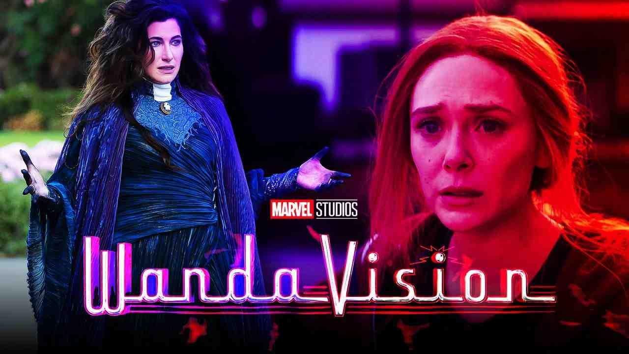 Agatha Wanda WandaVision