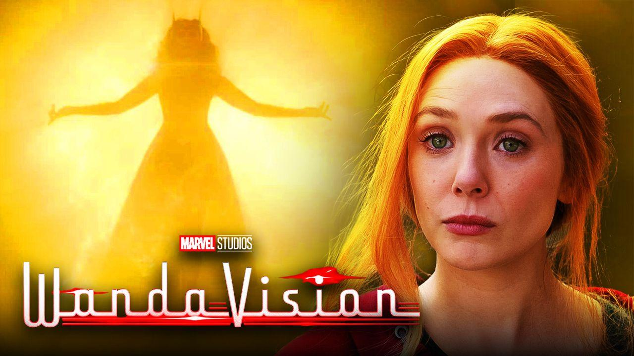 WandaVision Episode 8 Scarlet Witch