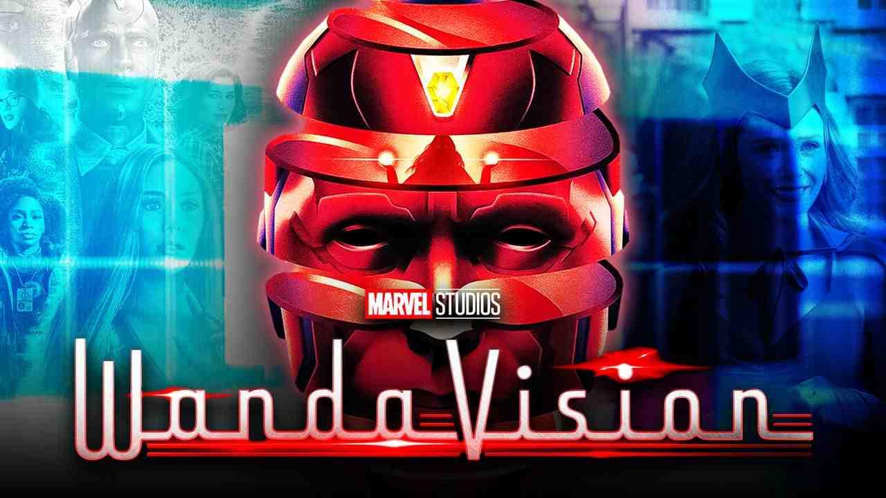 Vision WandaVision Logo