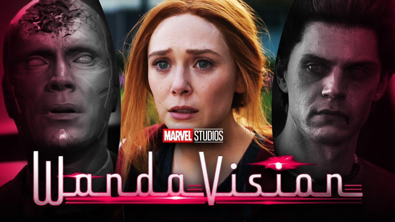 Vision, Wanda, Ralph Bohner, WandaVision