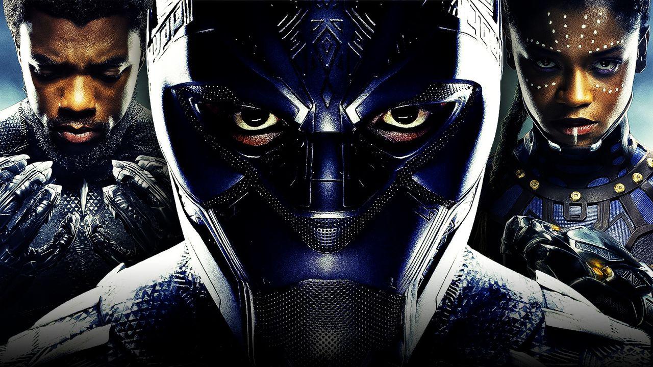 T'Challa, Black Panther, Shuri