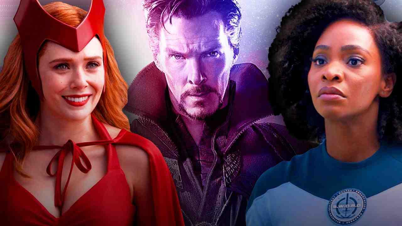 Wanda, Doctor Strange, Monica Rambeau