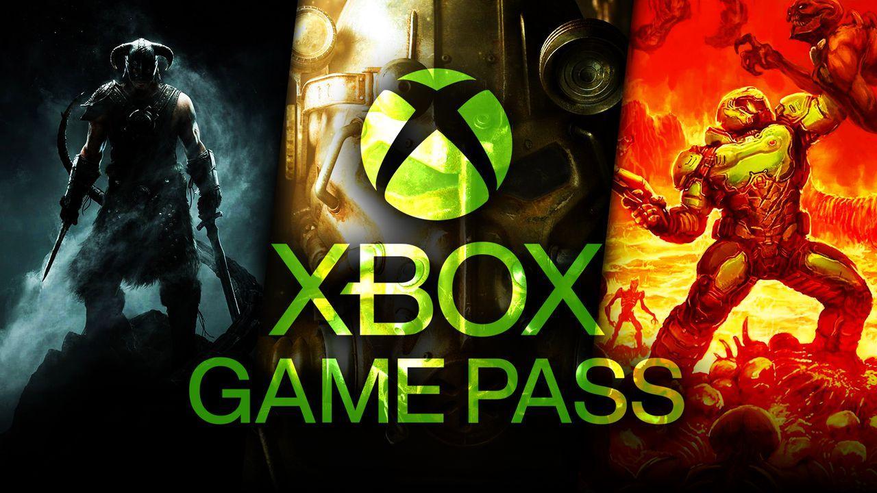 Xbox Bethesda Game Pass