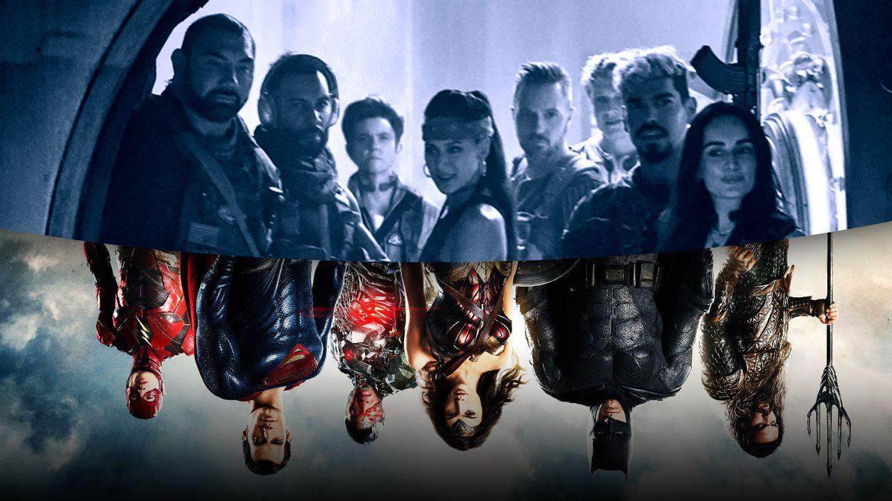 Army of the Dead, Justice League