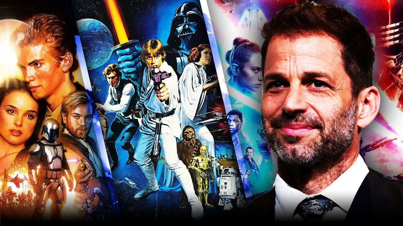 Zack Snyder Star Wars Posters