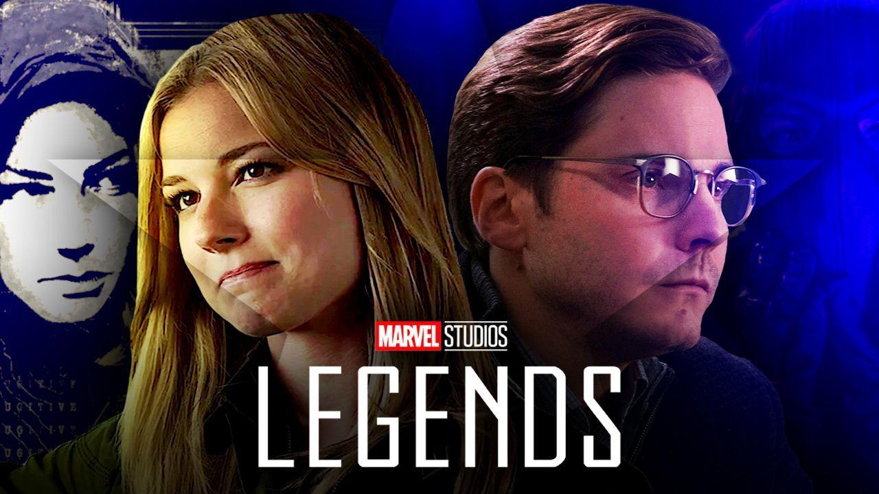 Sharon Carter, Zemo, Marvel Legends Logo
