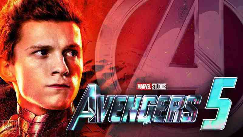 Spider-Man in Avengers 5