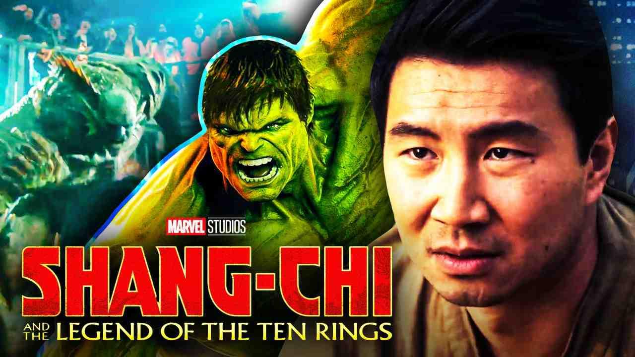 Hulk Shang-Chi Abomination