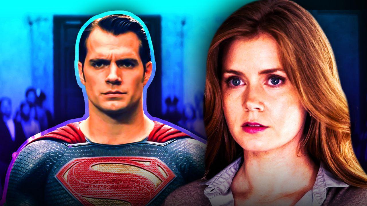 Amy Adams Lois Lane Superman