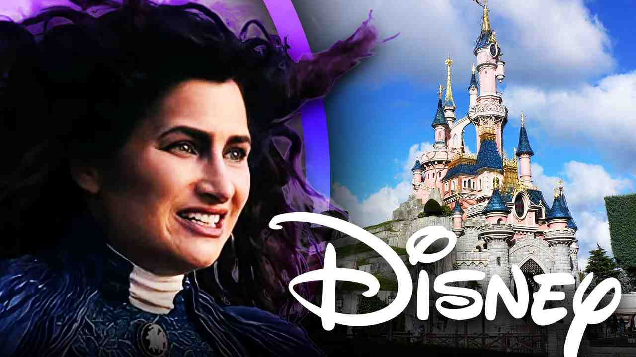 Agatha Harkness at Disneyland