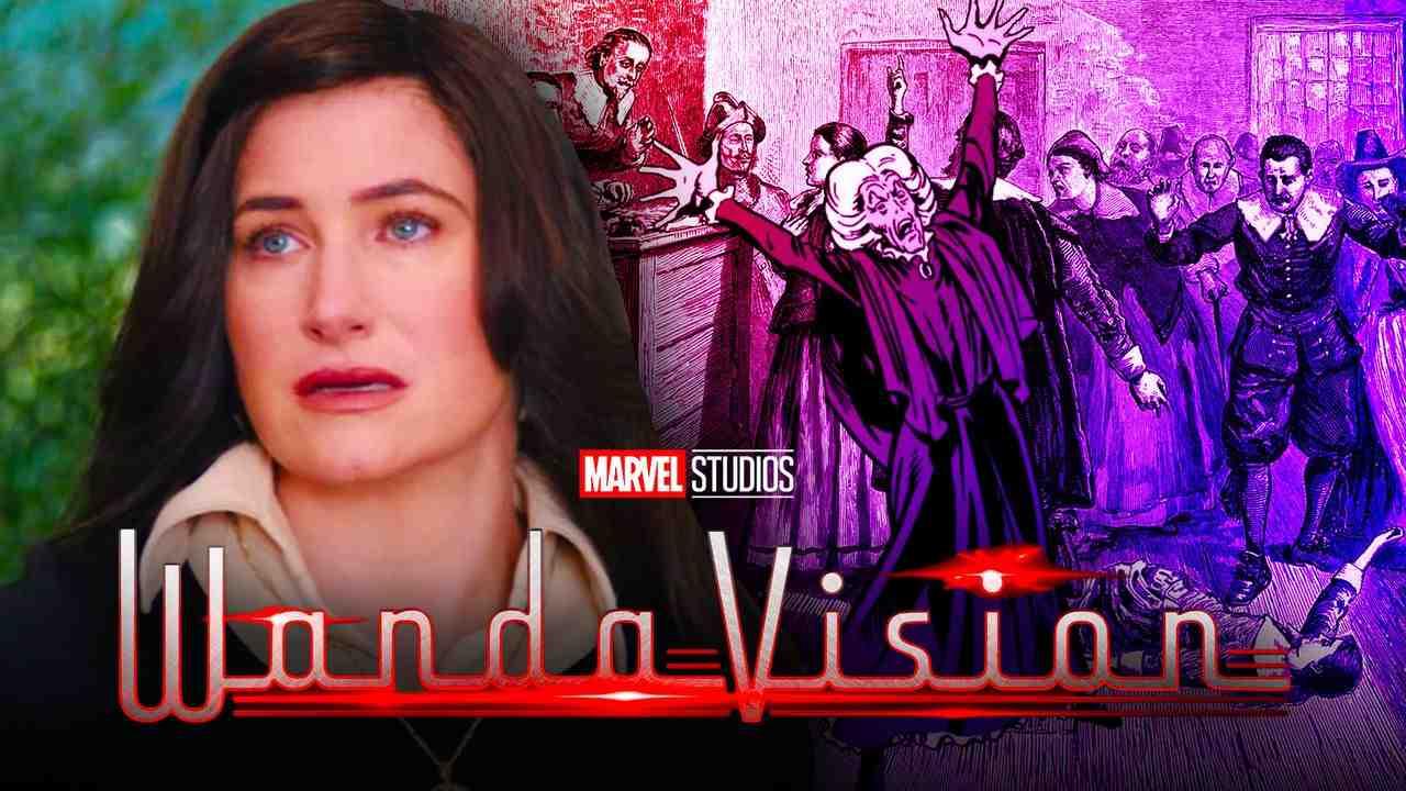 WandaVision Agatha Harkness