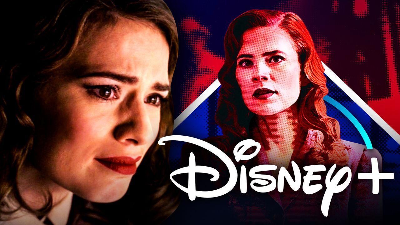 Agent Carter Disney Plus