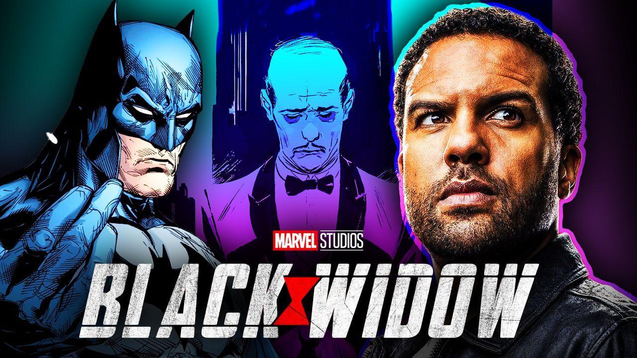 Black Widow Batman O-T Fagbele Alfred