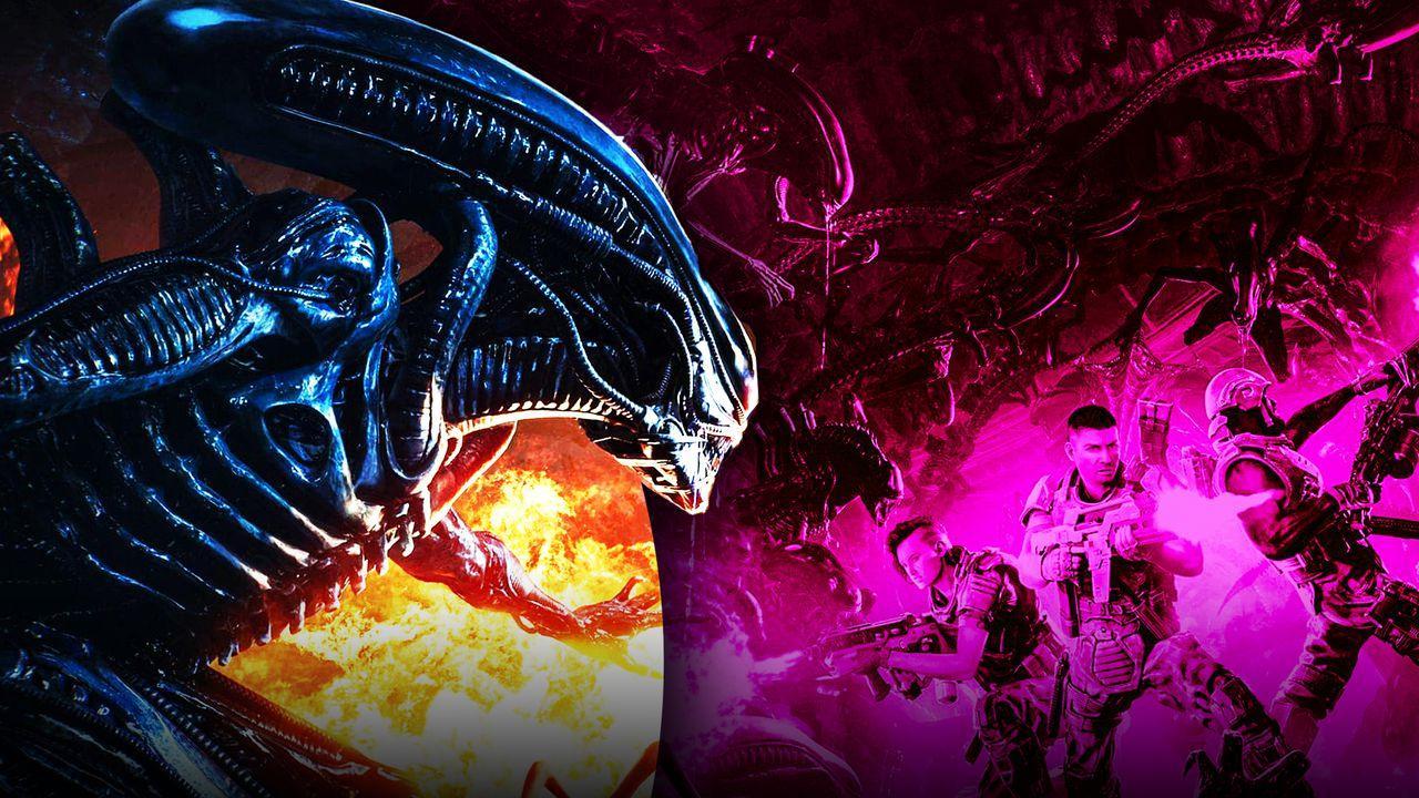 Alien Video Game