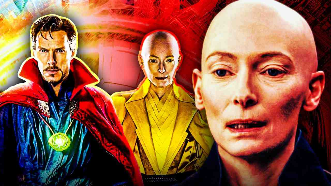Ancient One Doctor Strange Marvel