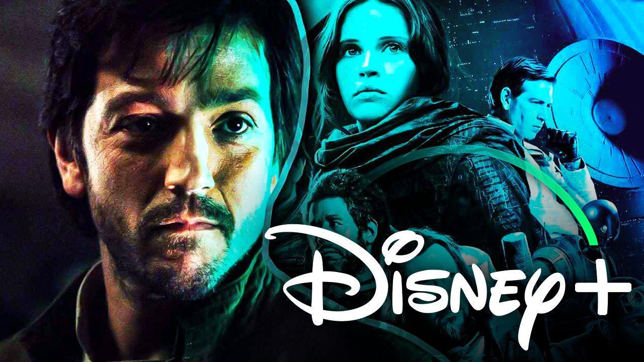 Cassian Andor, Disney Plus