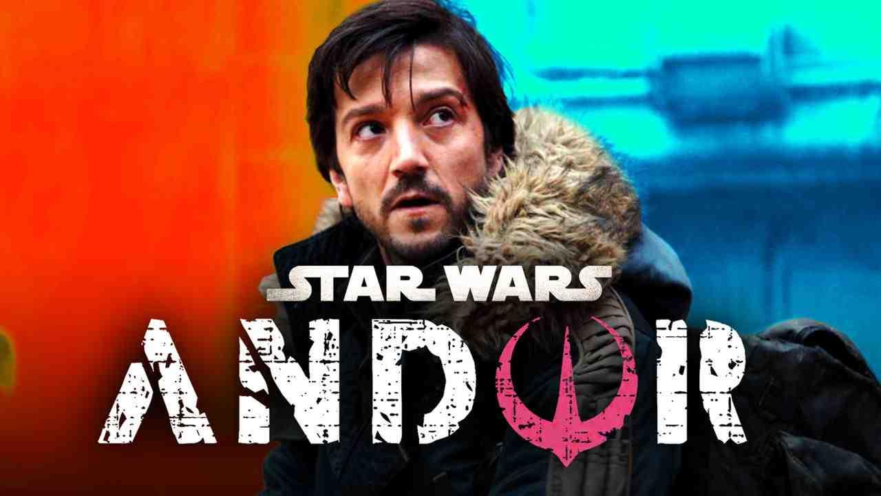 Cassian, Star Wars: Andor