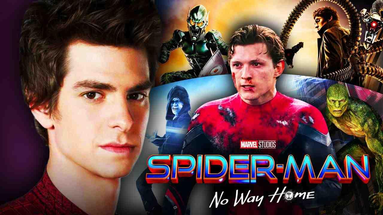 Spider-Man No Way Home Andrew Garfield Photos Costume
