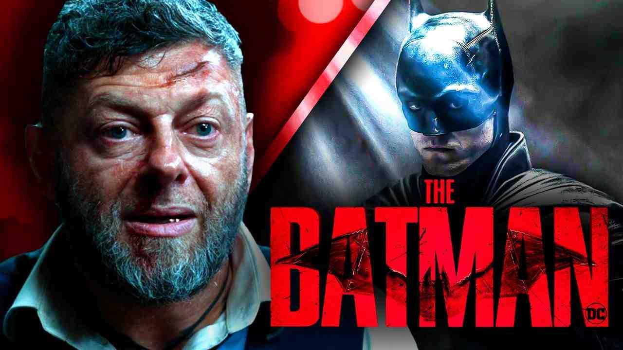 The Batman Andy Serkis