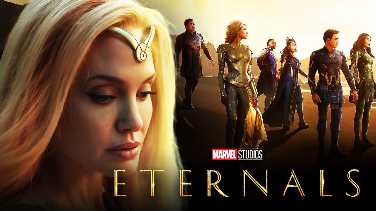 Eternals, Angelina Jolie, Thena