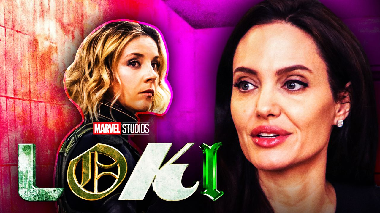 Sylvie, Loki, Angelina Jolie