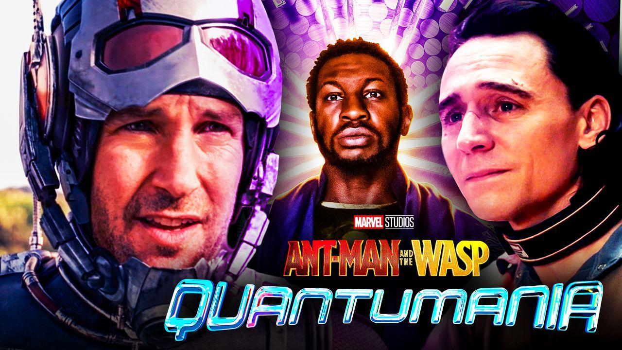 Ant-Man The Wasp Quantumania Pual Rudd Jonathan Majors Praise
