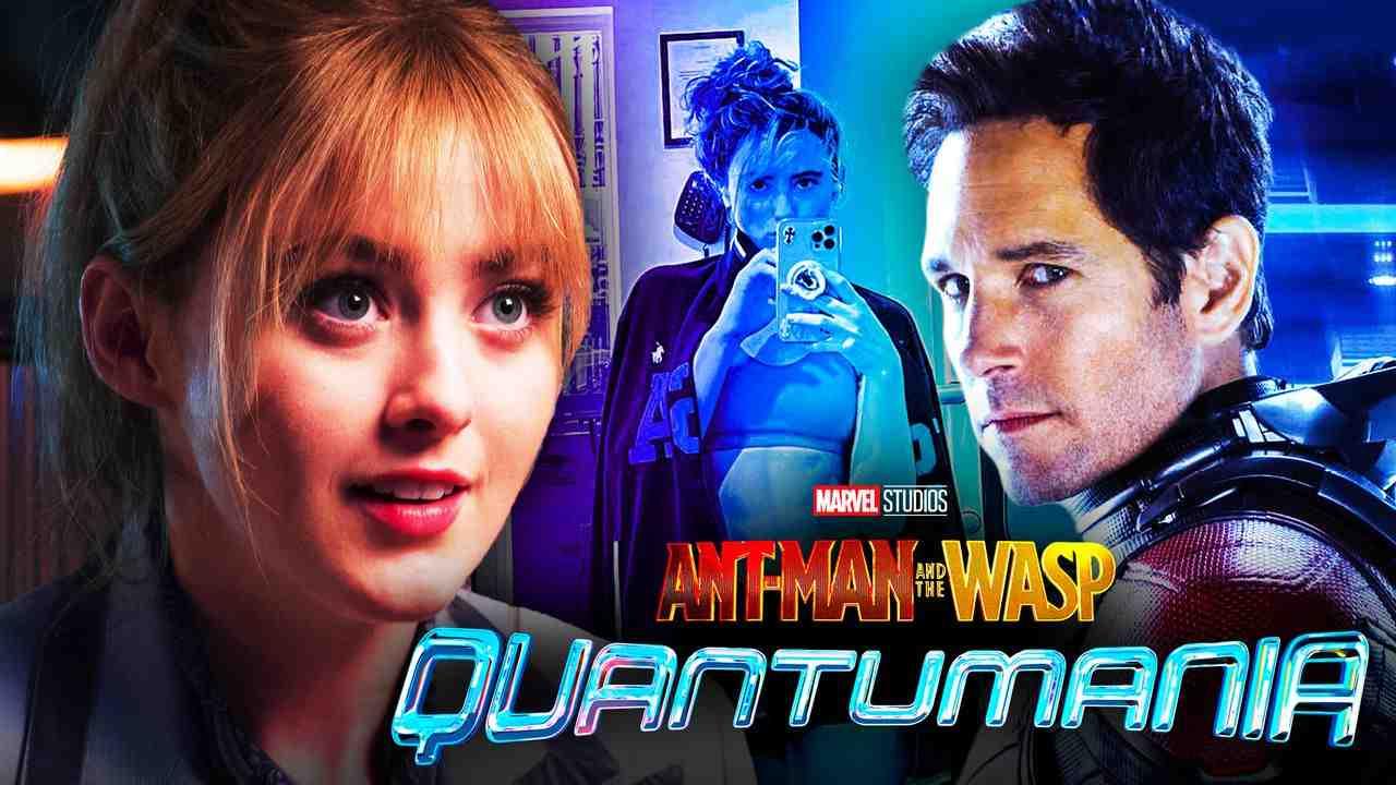 Ant-Man 3 Kathryn Newton Cassie Lang