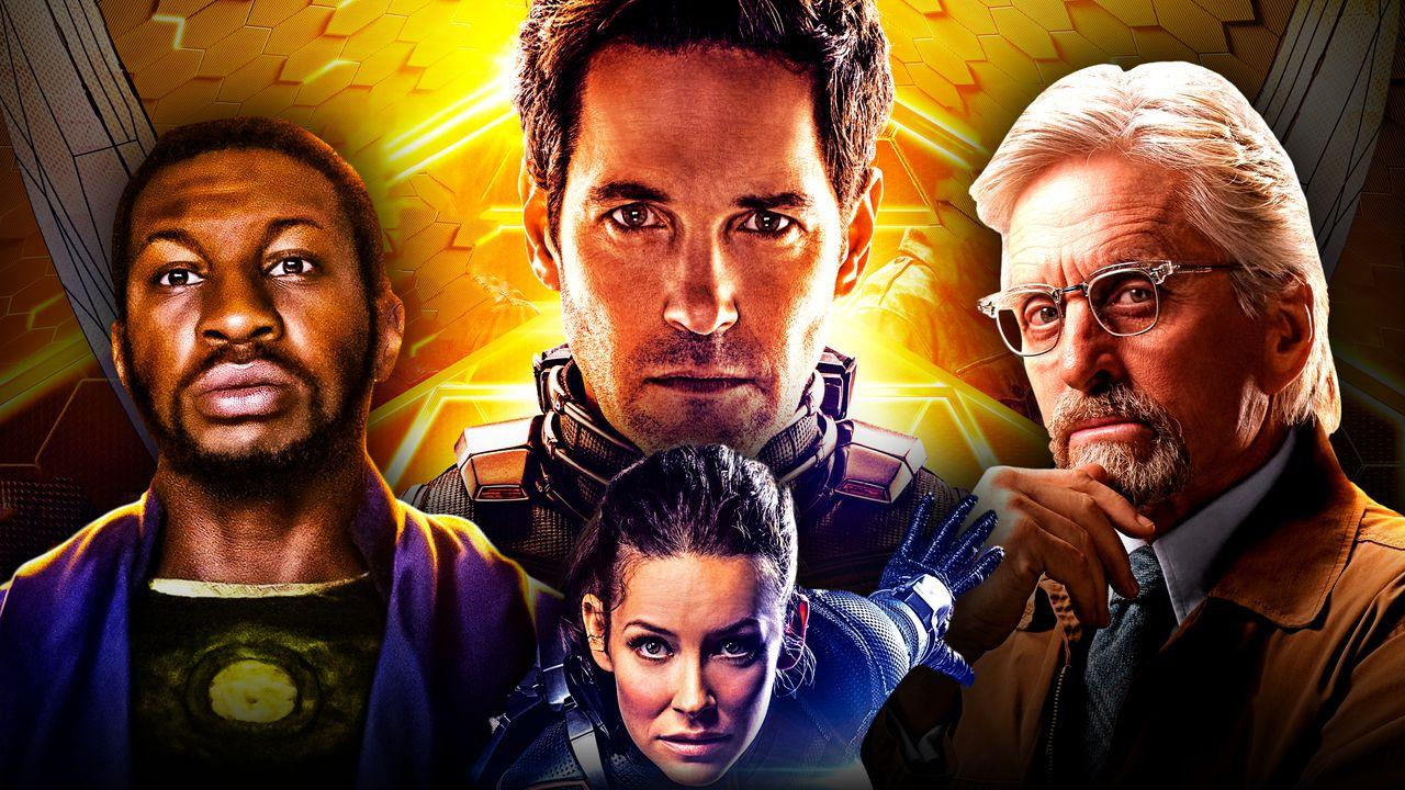 Ant-Man and the Wasp Quatumania Movie Background Characters