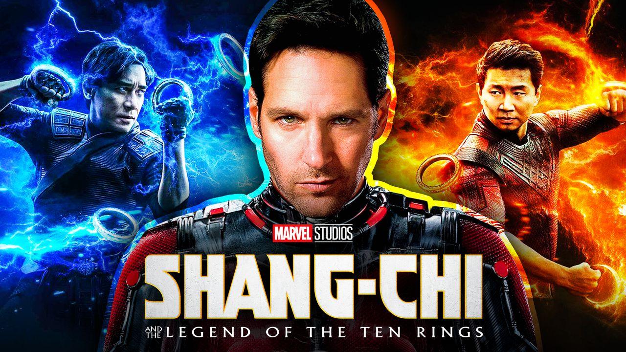 Ant-Man Shang-Chi