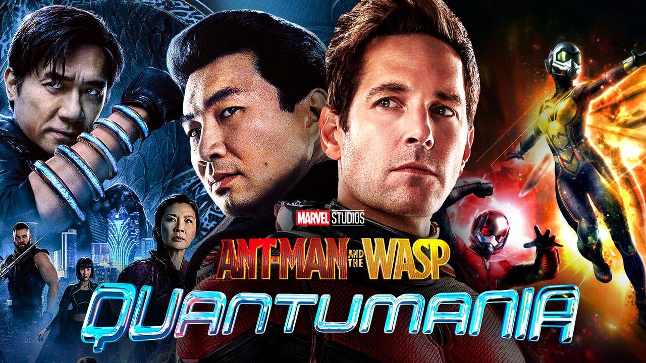 Ant-Man, Shang-Chi